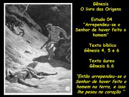 Gênesis 4.1-7 – Os filhos de Adão e Eva