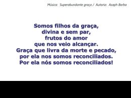 SOMOS FILHOS D GRAÇA4