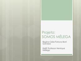 Projeto: Rede de comunicação
