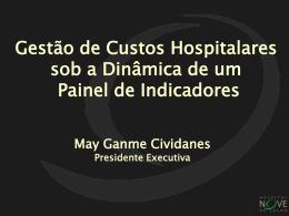 Apresentação Dra. May Ganmes Cividane