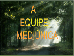 Equipe Mediunica