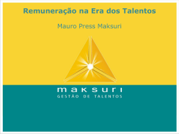 Mauro Press Maksuri