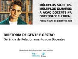 Danilo Prazeres Cunha - Universidade Estácio de Sá