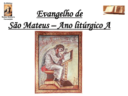 São Mateus (Teologia_Geral