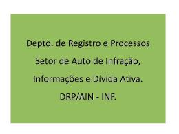 AIN: Auto de Infração - Agente Adm. Amilto Barcelos - CREA-SC