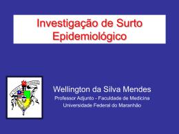 Aula: investigação de surtos epidêmicos