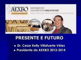Slide 1 - Assembléia AEXBO