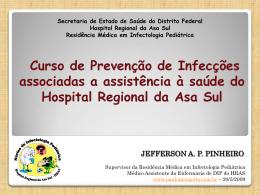 Prevenção de Infecções associadas a