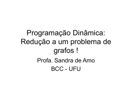Slides - Sandra de Amo