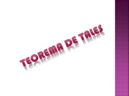 Teorema de tales_slides