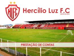Projeto de Marketing - Hercilio Luz Futebol Clube
