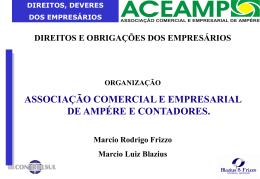 direitos, deveres dos empresários