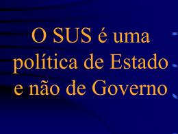 Palestra Conferência Estadual de Saúde do Rio
