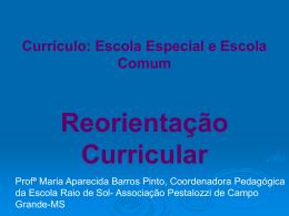 CURSO adaptações curriculares e inclusão Caldas Novas