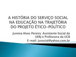 a lei de diretrizes e bases da educação e o serviço social\política