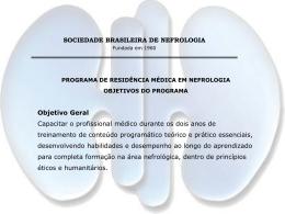 Programa de Resid__ncia M__dica 2011