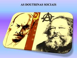 Doutrinas Sociais
