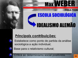 Max Weber - Teoria e Método (4853760)