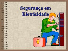 Electrical Safety - Segurança e Trabalho