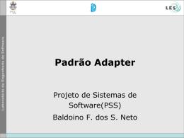 Adapter - (LES) da PUC-Rio
