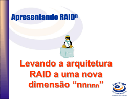 RAID 1+5 - Tandberg Data
