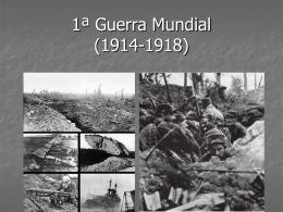 aula história geral primeira guerra mundial