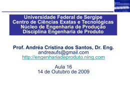 criatividade - Prof. Alberto J. Alvares