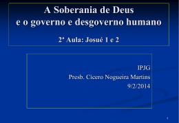 """""""Introdução aos Livros Históricos""""."""