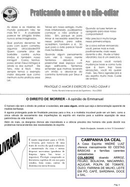 Jornal CEAL edição junho/julho 2011