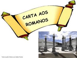 Cartas aos Romanos