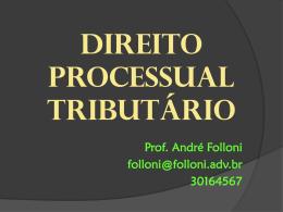 Processo Administrativo Tributário Federal