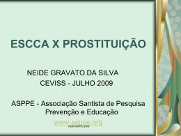 escca x prostituição