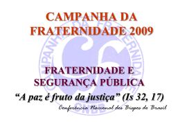 CF2009 — Apresentação