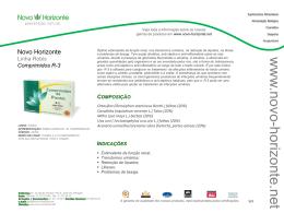 Diapositivo 1 - Grupo Novo Horizonte