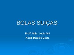 BOLAS SUIÇAS