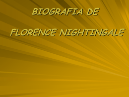 Florence Nightingale - Universidade Castelo Branco
