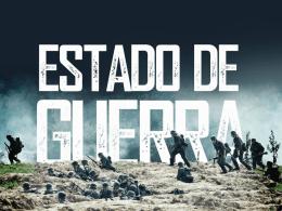 ESTADO DE GUERRA! Efésios 6.10-20