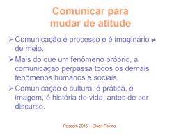 Igreja e Comunicacao Governador Valadares