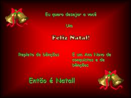 Então é Natal - Padre Marcelo Rossi