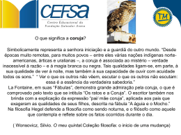 ouvir - humanidades.net.br