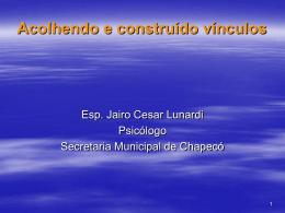 CAPS ad - Secretaria Estadual de Saúde