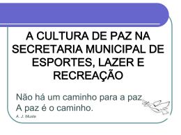 Comitê da Cultura de Paz