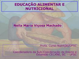 educação nutricional nas escolas - REBRAE