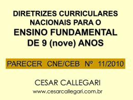 FINANCIAMENTO DA EDUCAÇÃO NO BRASIL: Alguns