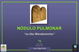 "NP: ""os dez mandamentos"""