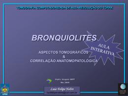 Bronquiolite constritiva