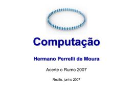 computação