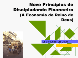 Discipulando Financiero