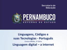 Linguagem digital