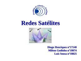 Redes Satélites